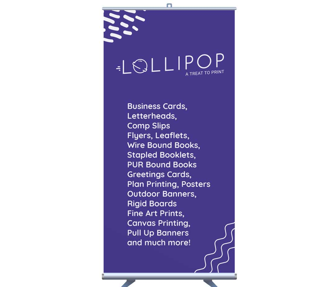 Picture of Pull Up Banners